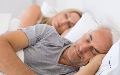 Trotz Krise ruhig schlafen